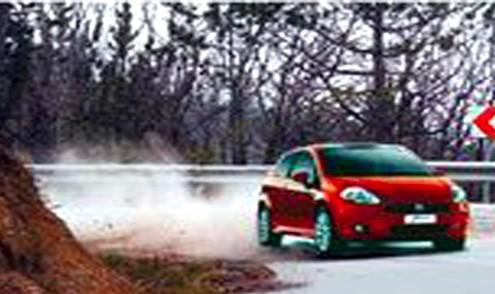 slika prekomjerne brzine na cesti