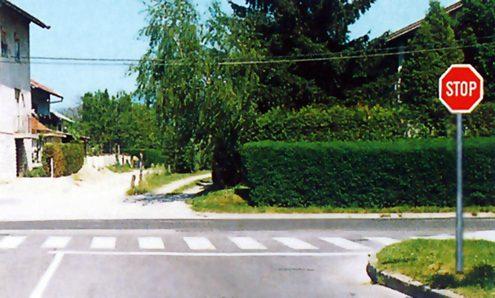 uključivanje sa sporedne ceste